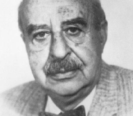 Fritz Perls Gestalttherapie